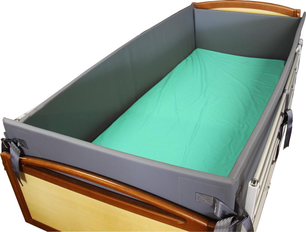 Tour de lit médicalisé complet