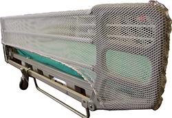housse protection lit médicalisé
