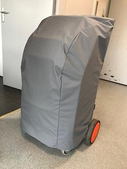 Protection sur mesure bagagerie